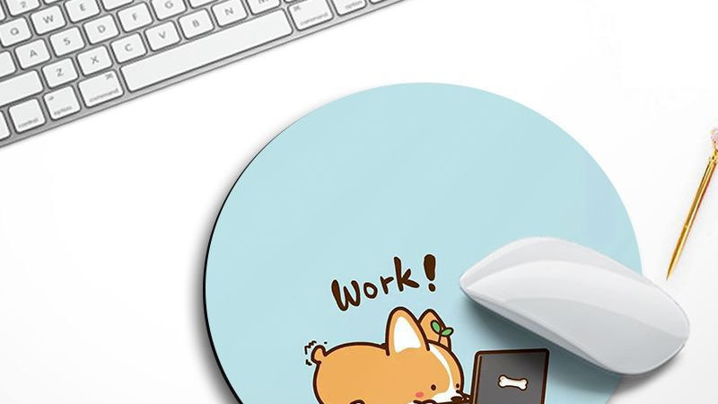 Cute Animal Mouse Pads