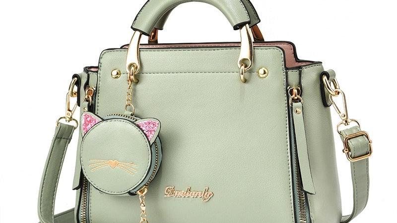 Cat Shape Small Handbag