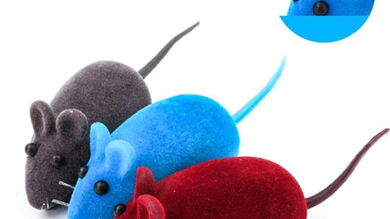 1pcs Random Mouse Cat Toy