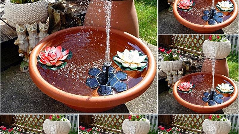 Mini Water Fountain