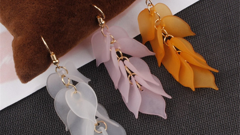 Leaf Bohemian Earrings