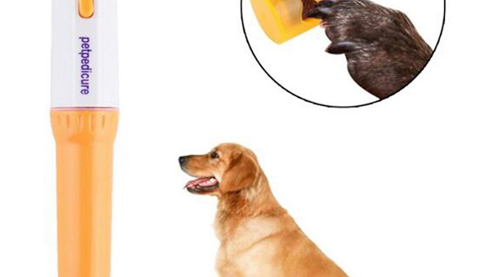 Electric Pet Nail Clippers