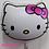 Thumbnail: Huge Cat Foil Balloon