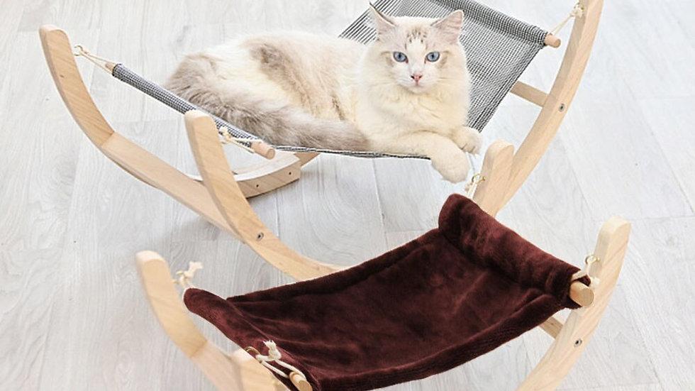 Kitty Rocking Chair Hammock