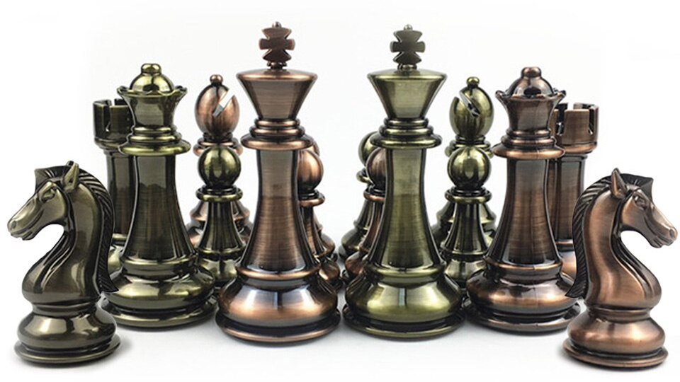 Exquisite Chess Sets