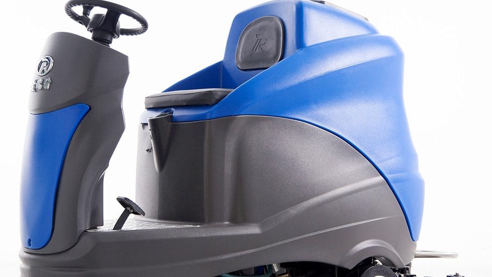 ART X8 2018 Top Quality Electric Ride on Floor Scrubber Polishing Machine
