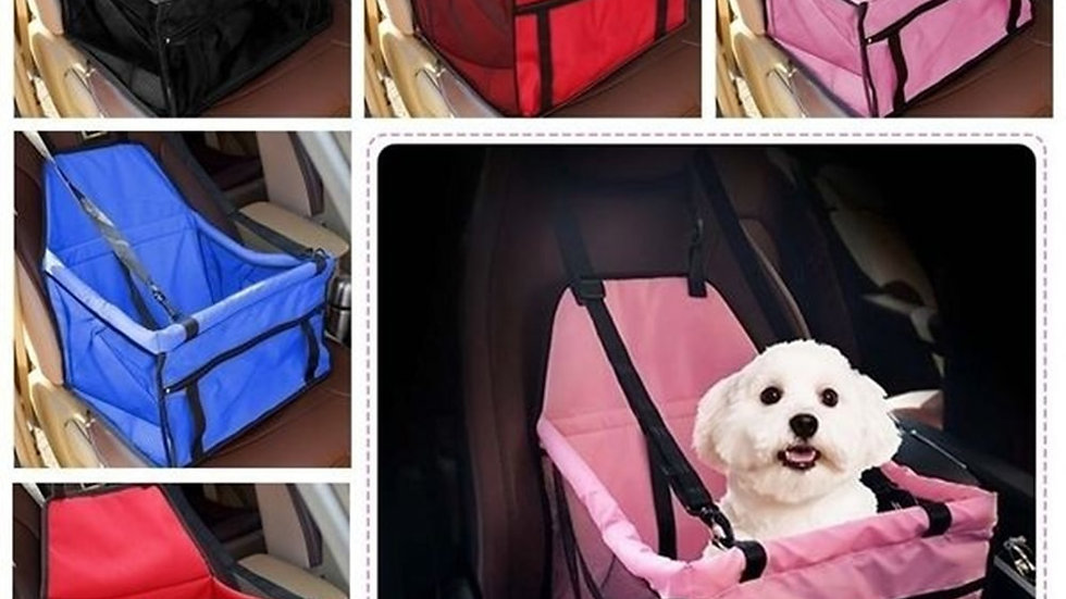 Portable Pet Carrier Safety Seat