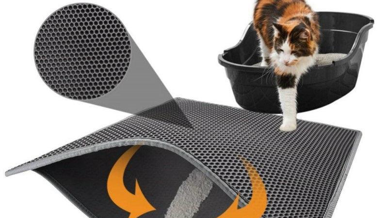 Pet Cat Litter Mat