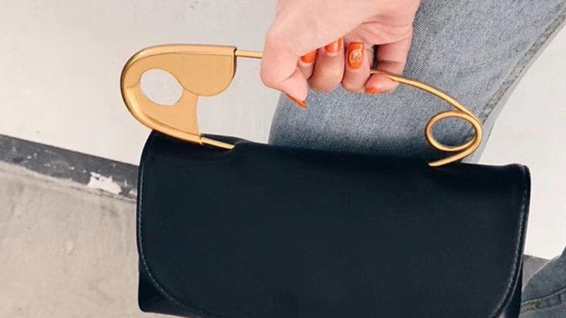 PU Leather Handbag Women Designer