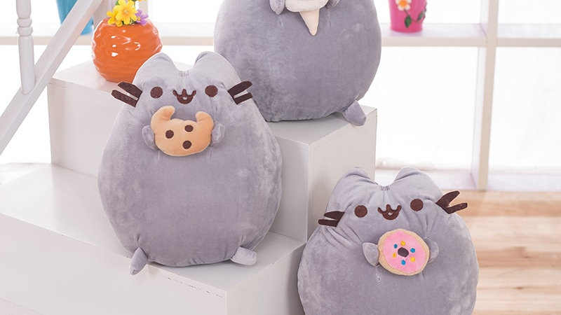 Cute Animal Pillow Toys