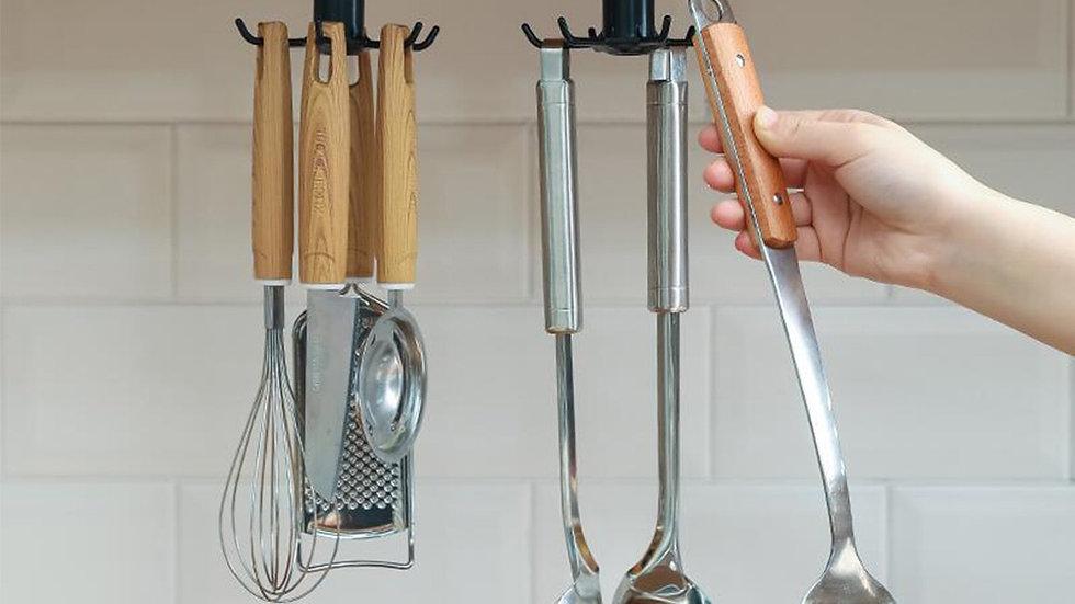 Kitchen Hook Organiser