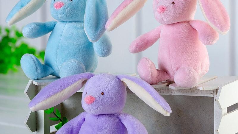 Stuffed Plush Soft Toy Baby Kids Easter Gift Mini Bunny Rabbit Baby Doll