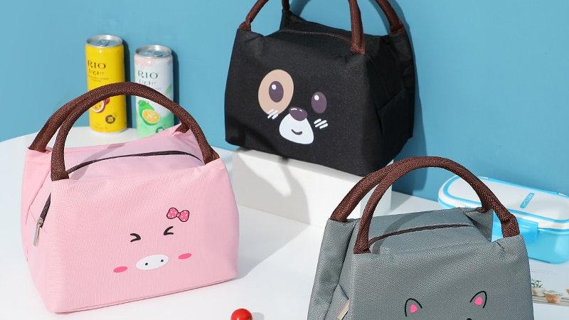 Adorable Animal Cooler Bags