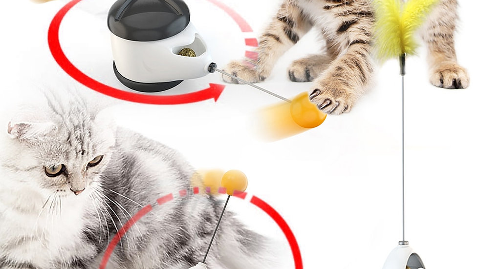 Tumbler Swing Toy for Cats