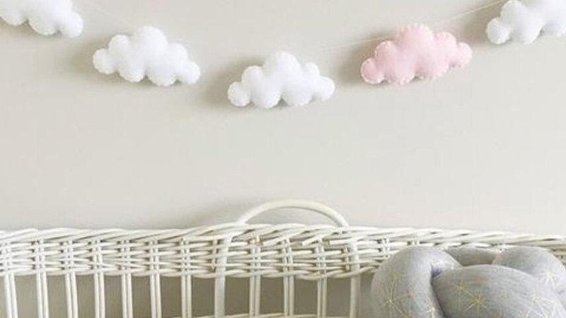 Soft Cloud Wall Art