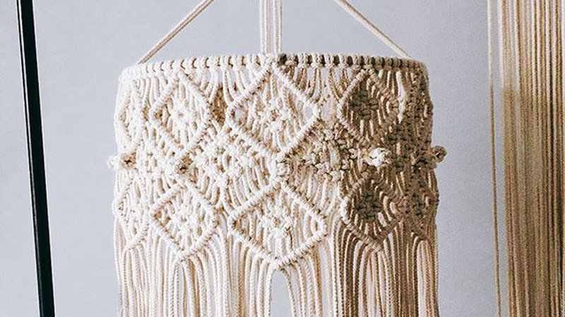 Bohemian Style Lampshade