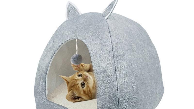 Warm Cosy Cat Bed