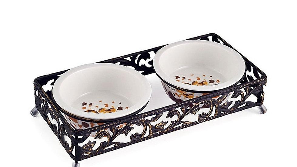 Stylish Cat Bowls