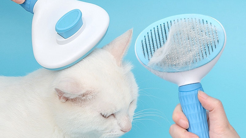 Pet Grooming and Hair Removal Comb
