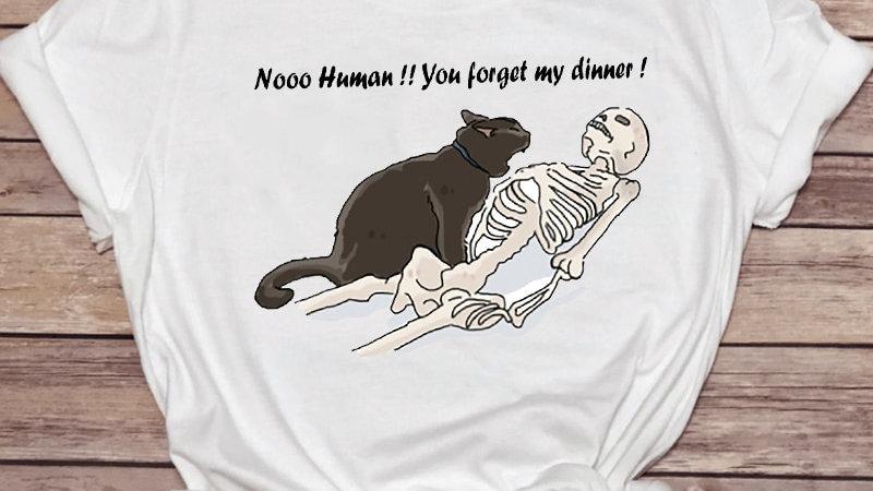 Women's Funny Cat T-shirt