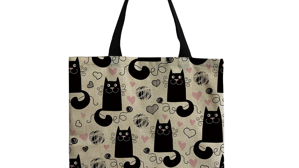Cute Kitty Shoulder Bags
