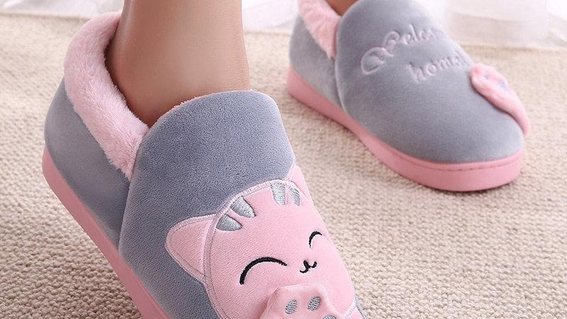 Kids Warm Winter Slippers