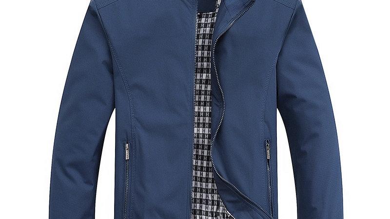 Men's Casual Bomber Jackets