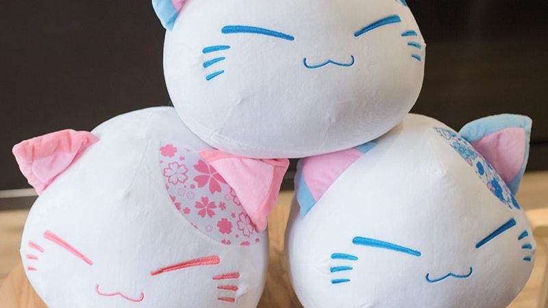 Cute  Dumpling Cat Plushies