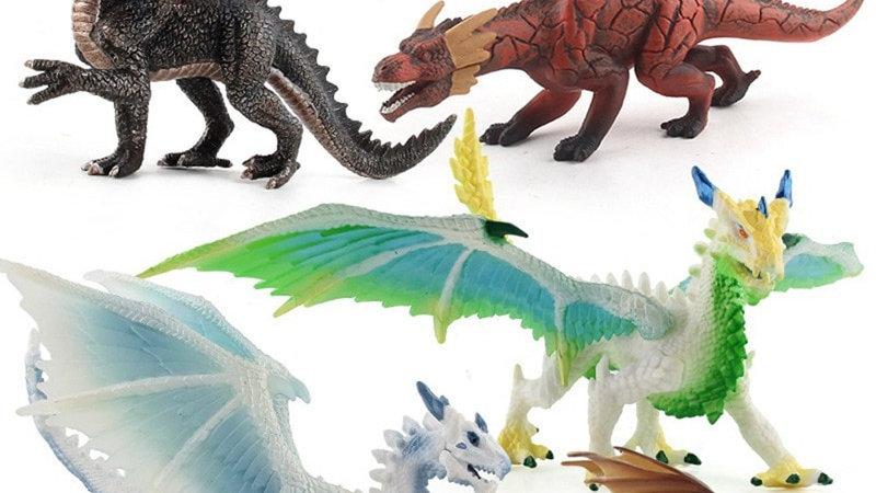 Dragon Figurine Toys