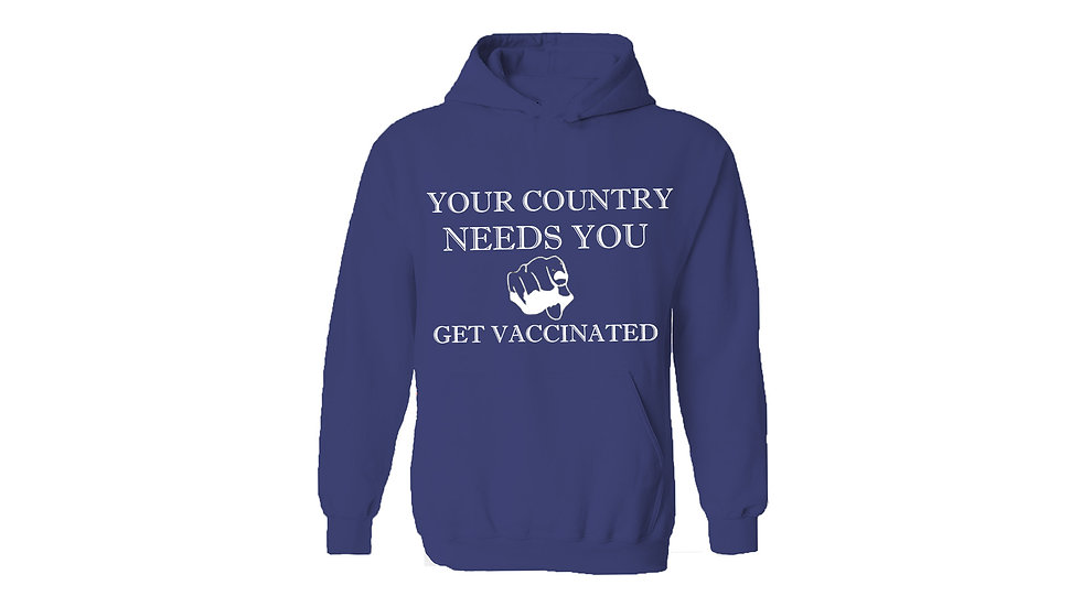 Your CountryNeeds You Hoodie