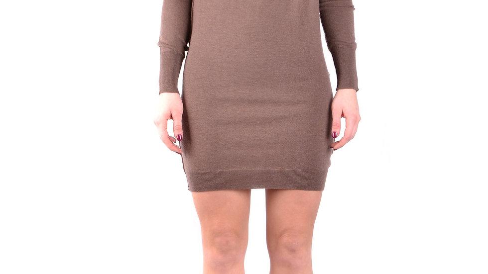 Marron Eco Friendly Dress