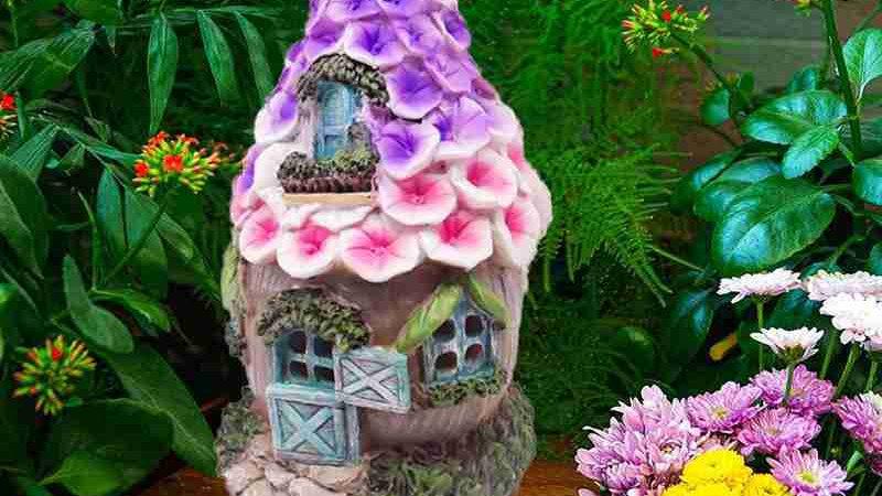 Fairy House Garden Ornament