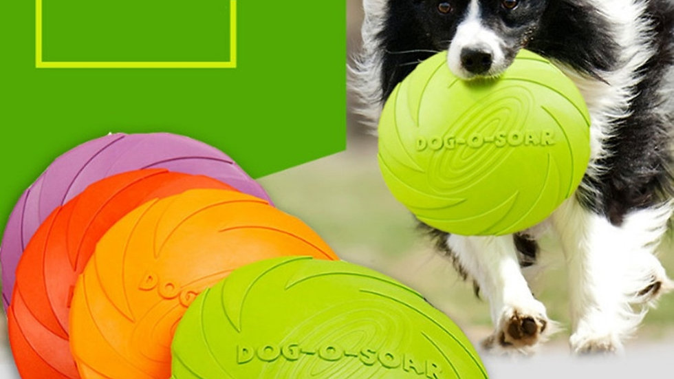 Flying Disc Toy for Dogs
