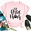 Thumbnail: Rescue Mom Print T-shirt