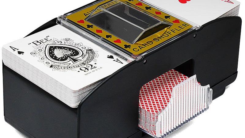 Electric Card Shuffler
