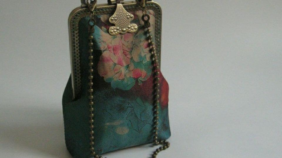 Handmade Phone Purse