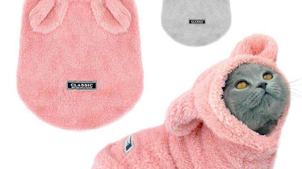 Warm Cat Clothes