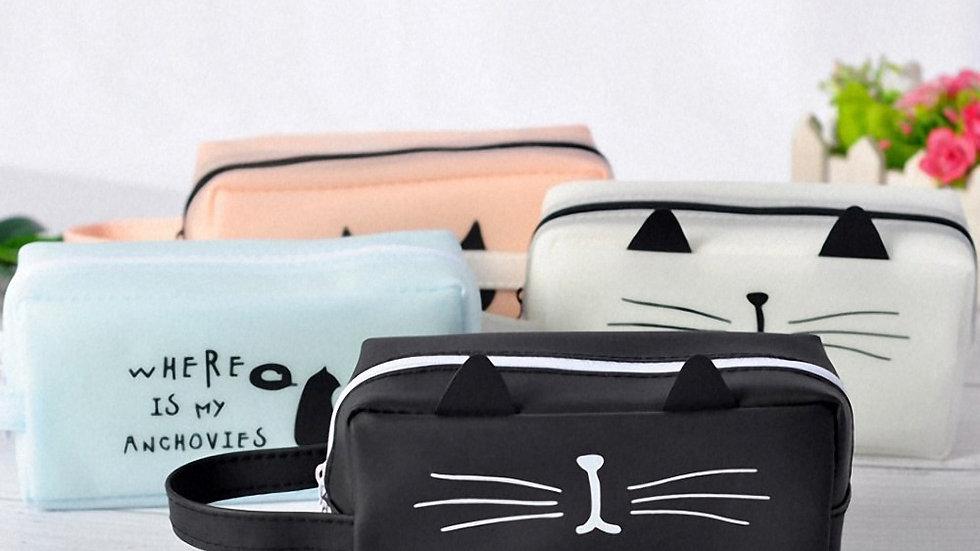 Cute Kitty Pencil Cases