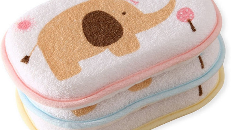 High Quality Baby Bath Sponge