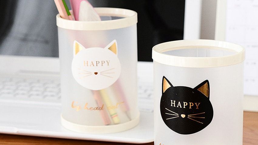 Cute Stationery Holders
