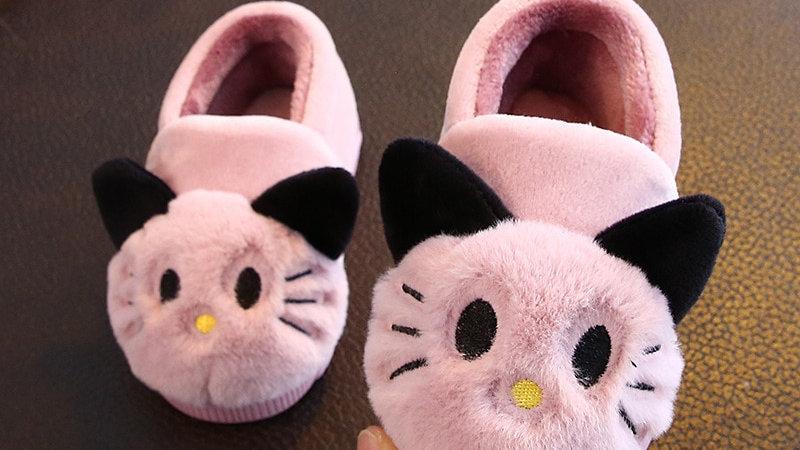 Kids Cute Slippers