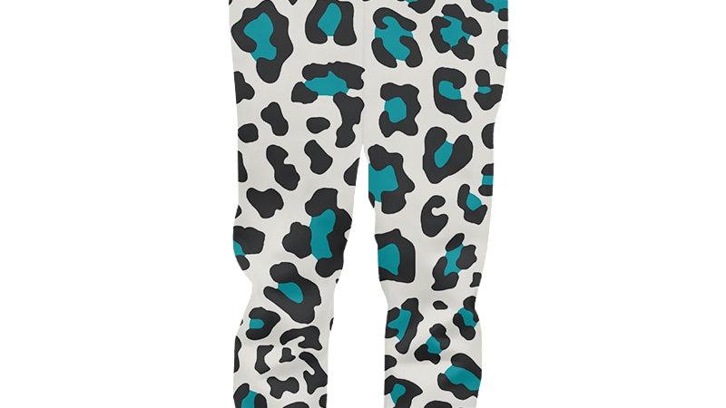 Leopard Print Joggers