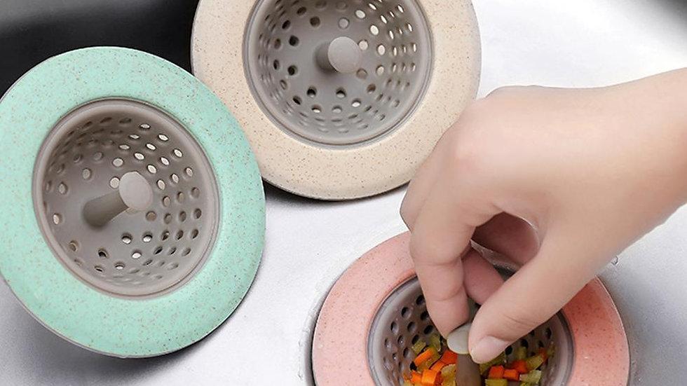 Anti-Blocking Kitchen Sink Filters