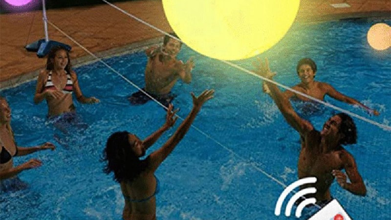 Glow in the Dark Pool Ball