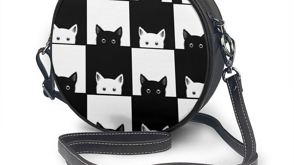Cat Crossbody Bags