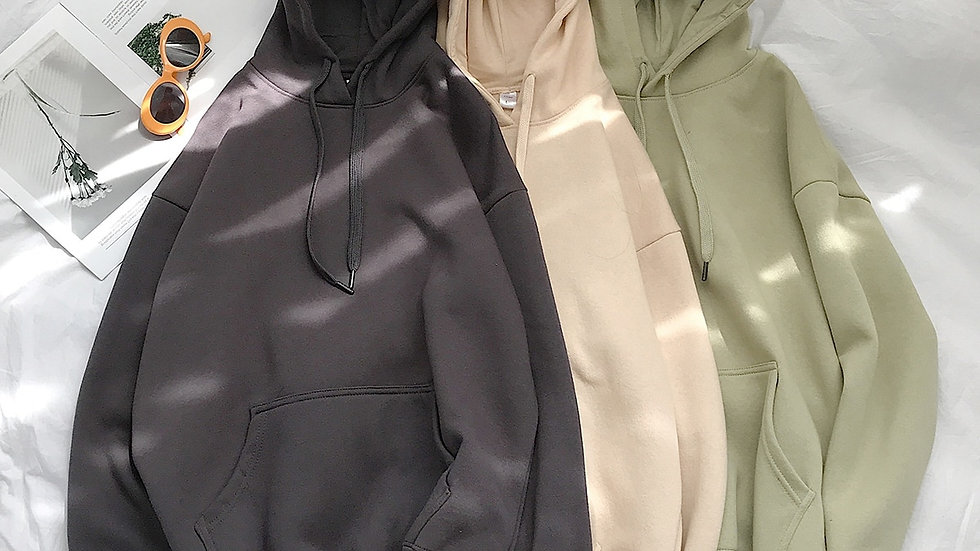 Oversized Casual Hoodie