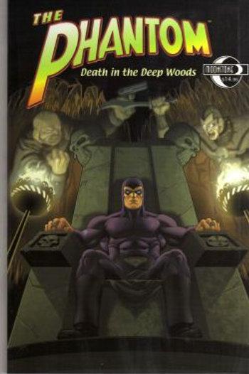 PHANTOM MOONSTONE DEATH IN THE DEEP WOODS 0