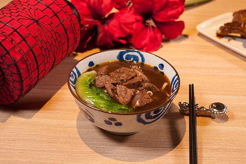 【東方龍】紅燒牛肉麵