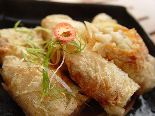 【水舞饌】腐皮蝦捲*10條