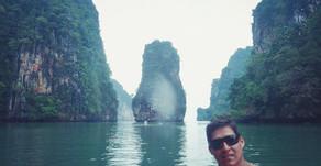 Phuket una isla al Sur de Tailandia, realmente un lugar de otro Planeta.